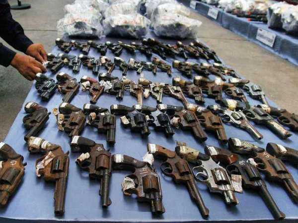 Уголовная ответственность за хранение огнестрельного оружия